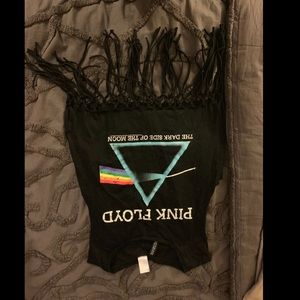 Divided Tops - Pink Floyd T-shirt